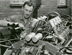 Dave Charlton, Brabham BT11 Repco (Tait Repco)... Spoiled Kids, Engineering Science, Race Engines, The Right Stuff, F1 Drivers, Car Engine, Formula One, Grand Prix, Race Cars