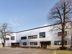 Graveney School Sixth Form Block / Urban Projects Bureau