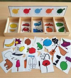 montessori kleinkinder selbstgemacht - Welcome to our website, We hope you are satisfied with the content we offer. Preschool Learning Activities, Infant Activities, Preschool Activities, Montessori Toddler, Montessori Toys, Montessori Color, Kids Education, Ideas, Teaching Geography