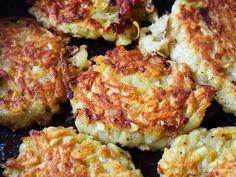 Des galettes de pommes de terre simples et faciles à faire, un bon accompagnement pour beaucoup de plats.
