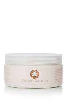 Unrefined Whipped Shea Butter by Nature's Shea Butter on @HauteLook