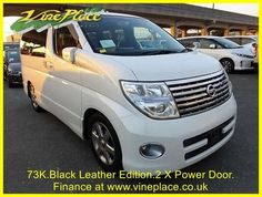 Vine Place is one of the reputed Company provide used and new Cars. Browse the complete range of used Nissan Elgrand for sale in UK. Nissan Elgrand, No Credit Loans, Toyota Cars, Luxury Cars, Business, Leather, Fancy Cars, Toyota Trucks, Store