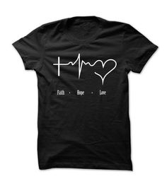 FAITH HOPE LOVE T-SHIRTS, HOODIES, SWEATSHIRT (20$ ==► Shopping Now)