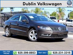 2014 Volkswagen CC 2.0T Sport 29k miles $21,995 29078 miles 925-399-8853 Transmission: Automatic  #Volkswagen #CC #used #cars #DublinVolkswagen #Dublin #CA #tapcars