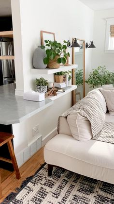 Boho Room, Boho Living Room, Room Decor Bedroom, Interior Design Living Room, Small Living Rooms, Boho Chic Bedroom, Bedroom Modern, Bohemian Living, How To Decorate Small Living Room