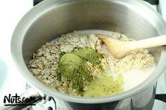 oatmeal-mixture