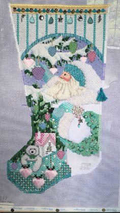 Isabelle's stocking Finished!