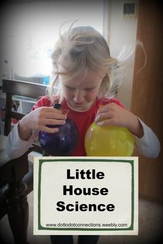 Little House in the Big Woods Science: Respiratory System