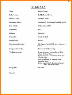 biodata for marriage for boy Resume Format Free Download, Invoice Format In Excel, Biodata Format Download, Simple Resume Format, Cv Format, Mind Power Quotes, Marriage Biodata Format, Bio Data For Marriage, Happy Anniversary Wishes