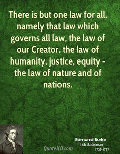 Edmund Burke Nature Quotes | QuoteHD