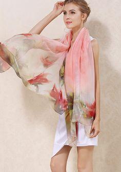 Elegantná hodvábna dámska šatka - 180 x 110 cm - vzor 2 Mooncake, Women's Fashion, Silk, Outfit, Ladies Accessories, Outfits, Fashion Women, Womens Fashion