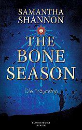 Lesendes Katzenpersonal: [Rezension] Samantha Shannon - The Bone Season 01:...