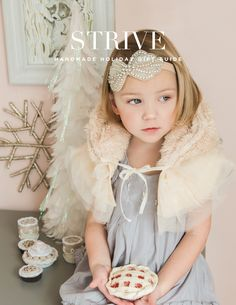 Strive Gift Guide Lite Free Version The ultimate handmade holiday gift guide for the modern mom. Including vendors and a gorgeous look book to get you inspired this holiday season! Holiday Gift Guide, Holiday Gifts, Best Pajamas, Future Daughter, Beautiful Children, Summer Girls, Kids Fashion, Girl Outfits, Tulle