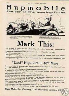 Hupmobile Car (1914)