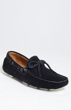 1901 'Maui' Driving Shoe. Can't decide between navy, purple or red. $90 #summerkicks