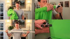 Tips On Building Lighting And Shooting On A DIY Green Screen - DIY Photography