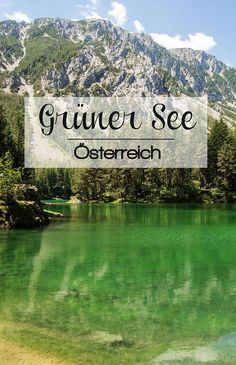 Grüner See in Tragöß im Juni - Picture Diary - Photography June Pictures, Senior Year Pictures, Ghost Pictures, Ribba Picture Ledge, Newborn Christmas Photos, Reflection Pictures, Pebble Pictures, Austria Travel, Green Lake