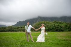 White Vintage Ranch Wedding { Oahu} - Modern Weddings Hawaii : Bridal Inspiration