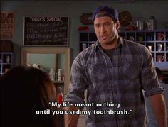 Most importantly, Luke's version of romance is one that we can all happily get behind. | 21 Reasons Luke Danes Is The Absolute Perfect Man