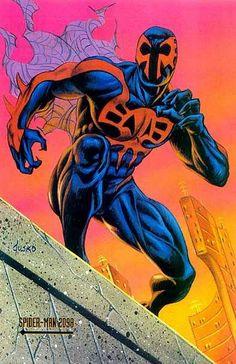 spiderman 2099 - Google Search