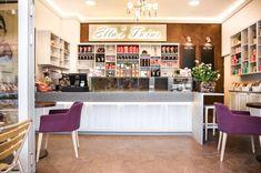 Besten Kuchen in Wien - Ellas Tiwns Liquor Cabinet, Sweet, Furniture, Home Decor, Budget Travel, Essen, Vacation, Candy, Decoration Home