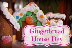 Celebrate all things Gingerbread with books, tips, inspiration and events.   #gingerbread