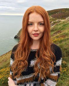 Redhead pic post cheyeanne