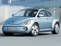 2012 VW Beetle! I had a well-loved '01 bug many moons ago but the new version puts the old one to shame. Swank!