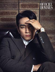 Song Seung Heon Is The Perfect Winter Man For L'Officiel Hommes' December 2014 Issue Song Seung Heon, Jung So Min, Asian Actors, Korean Actors, Asian Celebrities, Celebs, Korea University, Cha Seung Won, Netflix
