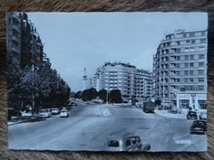 """Carte postale """"GRENOBLE"""" Années 1960 ANTIQUITE AU VIEUX PARCHET MEUBLE ANCIEN UGINE"""