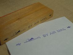 Airmail stamp 98