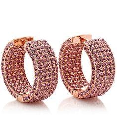 "Joan Boyce ""Oh My Darling Hoops"" Earrings"