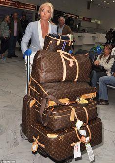 louis vuitton luggage - Google Search