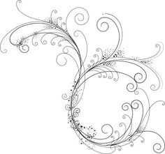 Filigree Patterns Free Download   Fancy Filigree Royalty Free Stock Vector Art Illustration