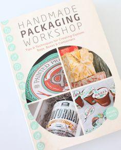 handmade packaging workshop book...