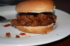 Mostly Homemade Mom: Slow Cooker Sloppy Joes