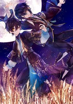 Bebe Anime, Anime Neko, Kawaii Anime, Anime Art, Cool Anime Guys, Hot Anime Boy, Handsome Anime Guys, Anime Siblings, Anime Couples Manga