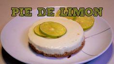 Como hacer Pay de limon MUY FÁCIL SIN HORNO
