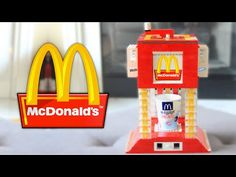 YouTuber creates McFlurry machines, Skittles dispensers and more out of Legos | Fox News
