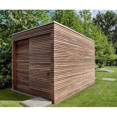 Amazing Shed Plans - Abri pour cacher piscine Now You Can Build ANY Shed In A Weekend Even If You've Zero Woodworking Experience! Start building amazing sheds the easier way with a collection of shed plans! Shed Design, Garden Design, Modern Shed, Shed Homes, Garden Office, Sarah's Garden, Garden Sheds, Garden Buildings, Garden Houses