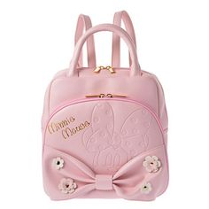 Don't like pink...... Minnie Mouse Sweet Harmony Backpack
