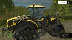 NEW HOLLAND T9.565 SMARTTRAX TRACTOR V1.0 - Farming simulator 2015 / 15 LS mod