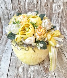 Beautiful Flower Arrangements, Beautiful Flowers, Paper Mobile, Wedding Decorations, Table Decorations, Sugar Art, Flower Boxes, Spring Crafts, Ikebana