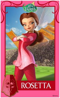 Rosetta Pixie Hollow Games - Dig down deep and break the streak.