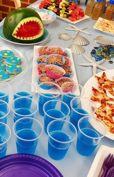 mermaid party food ideas | Lesson #3. Even little expenses quickly add up