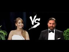 Zach Galifianakis and Jennifer Lawrence - The Hunger Games HD - YouTube
