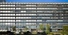 Palaceside Building (パレスサイドビルディング) / Architect : Nikken Sekkei (設計:日建設計)