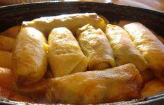 Stuffed cabbage leaves - Зелеви сарми - Готварски Рецепти