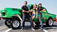 Chevrolet Silverado, Richard Rawlings, Fast N Loud, Gas Monkey Garage, Bobber Chopper, Ford, American Muscle Cars, Car Girls, Hot Cars