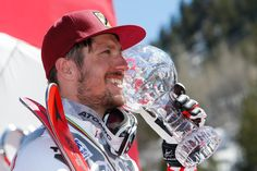 Lui, ancora lui, il re Credit: Snowboard, Rugby, Ski Magazine, Hockey, Freestyle, Marcel, World Cup, Skiing, Audi